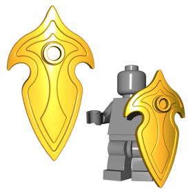 """LEGO """"Elf"""" Shield by Brick Warriors"""