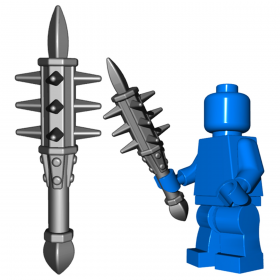 LEGO Extremely Spiked Mace by Brick Warriors