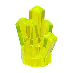 LEGO Arcane Focus: Crystal (Large), Yellow