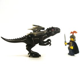 LEGO Black Dragon, Adult