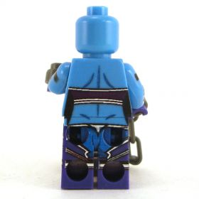 LEGO Devil: Kyton (Chain Devil), Blue with Red Eyes