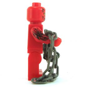 LEGO Devil: Kyton (Chain Devil), Red