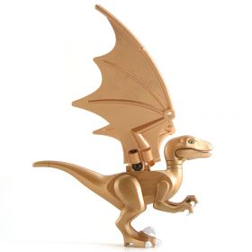 LEGO Copper Dragon, Young or Adult