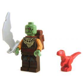 LEGO Guard Drake, Bright Red