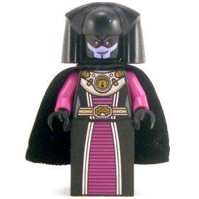 LEGO Drow Priestess, elaborate outfit