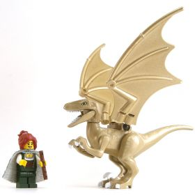 LEGO Gold Dragon, Young or Adult