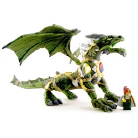 LEGO Green Dragon, Ancient, Huge
