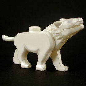 LEGO Guard Drake, White, 4-legged