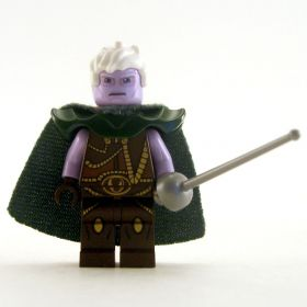 LEGO Drow Fighter