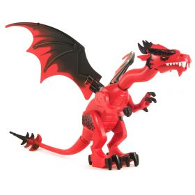 LEGO Red Dragon, Ancient (Authentic LEGO)