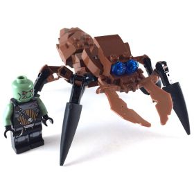 LEGO Ankheg (5e version), or Pathfinder Ankhrav Hive Mother