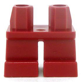 LEGO Short Legs, Dark Red