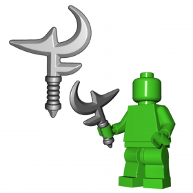 LEGO Spiked Axe by Brick Warriors