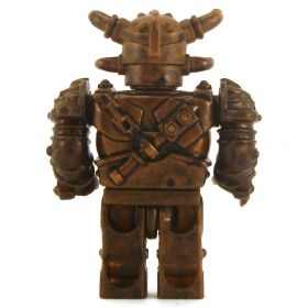 LEGO Clockwork Soldier (or Animated Armor)