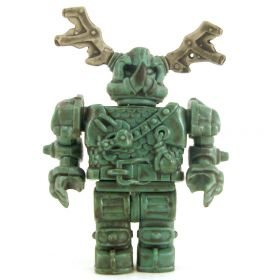 LEGO Animated Armor, Short and Square, Green