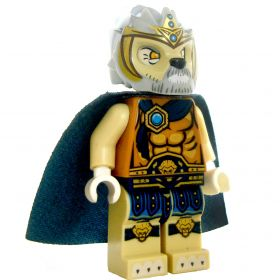 LEGO Bugbear Chief, Blue Outfit