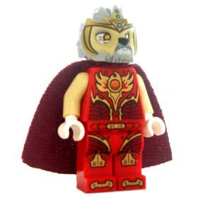 LEGO Bugbear Chief, Red Outfit