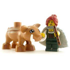 LEGO Boar, Giant (Daeodon, Dire Boar)