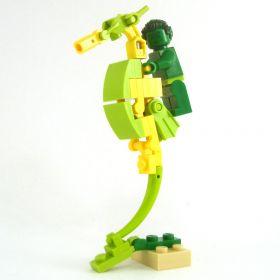 LEGO Giant Seahorse, Yellow/Lime