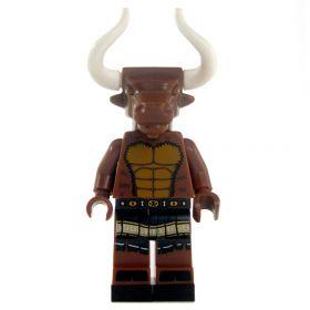LEGO Minotaur, Brown Fur