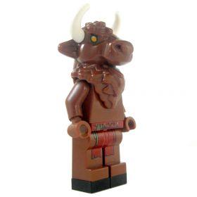 LEGO Yakfolk, With Loincloth