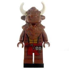 LEGO Yakfolk, Loincloth with Skulls