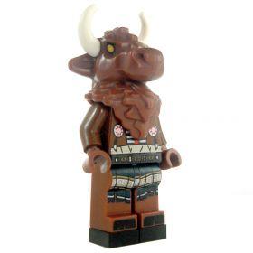 LEGO Yakfolk Warrior, Tribal Vest