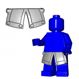 "LEGO ""City Watch"" Tassets by Brick Warriors"
