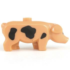 LEGO Boar (or Pig), Spotted