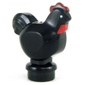 LEGO Chicken, Black