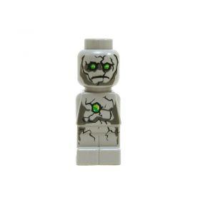 LEGO Svirfneblin (Pathfinder Deep Gnome), Stony Microfigure