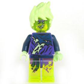 LEGO Ghost Commoner, Tall Hair