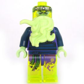 LEGO Ghost Mage, Bearded