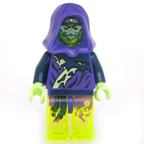 LEGO Ghost Mage, Hooded