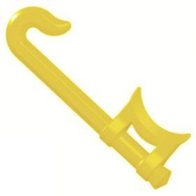 LEGO Hook Sword by BrickForge, Gold