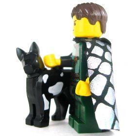 LEGO Spell: Mordenkainen's Faithful Hound, Black Version