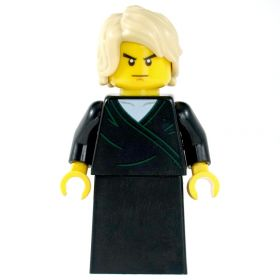 LEGO Priest, Black Robes