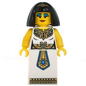 LEGO Priestess, White Robes