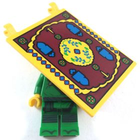 LEGO Rug of Smothering
