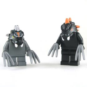 LEGO Slaad, Gray