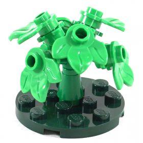 LEGO Shrub (or Awakened Shrub), Small Leaf Clumps