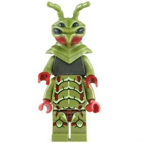 LEGO Thri-kreen, Mantis Head