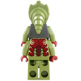 LEGO Thri-kreen, Wide Eyes and Pincers