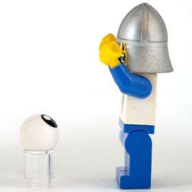 LEGO Gazer, white eyeball