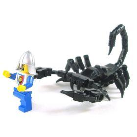 LEGO Scorpion, Giant, Black