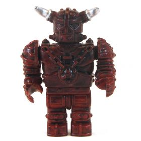 LEGO Animated Armor, Short and Square, Dark Red