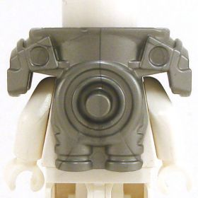 LEGO Breastplate and Shoulder Pads, Front Stud and Back Pin