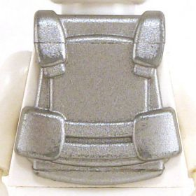 LEGO Breastplate with Back Stud