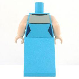 LEGO Azure Skirt, Necklace