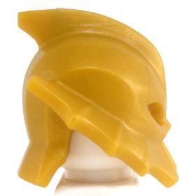 LEGO Helmet with Fins on Top and Sides
